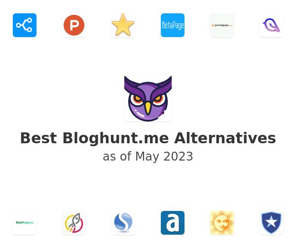 Best Bloghunt Alternatives