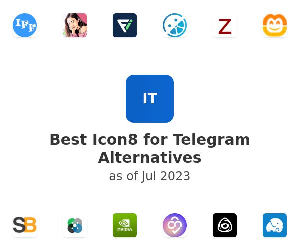 Best Icon8 for Telegram Alternatives