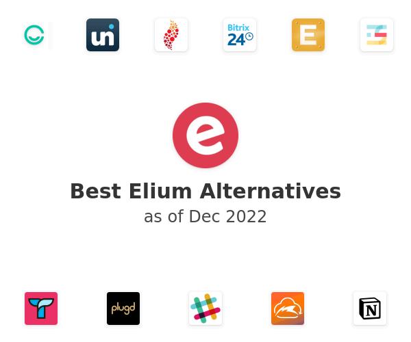 Best Elium Alternatives
