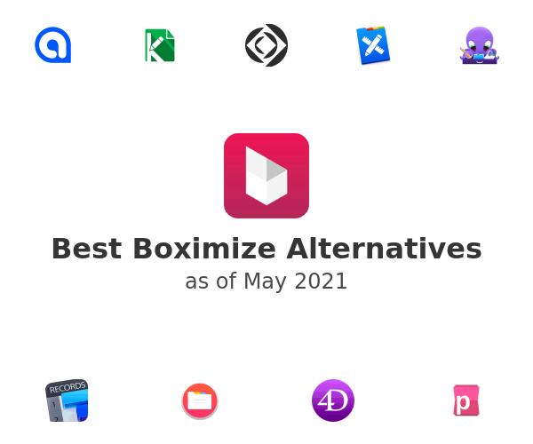 Best Boximize Alternatives