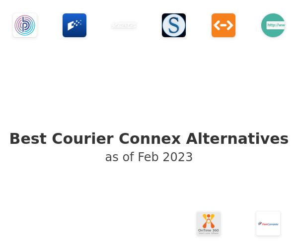 Best Courier Connex Alternatives