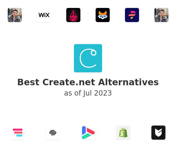 Best Create.net Alternatives
