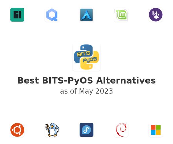 Best BITS-PyOS Alternatives
