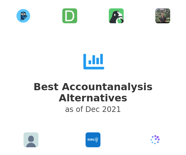 Best Accountanalysis Alternatives