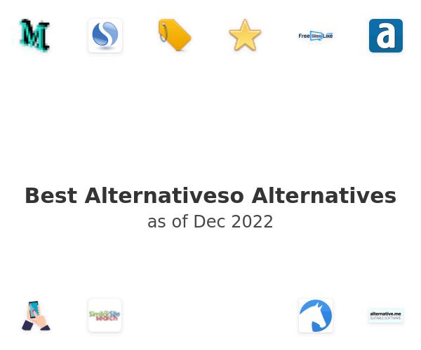 Best Alternativeso Alternatives