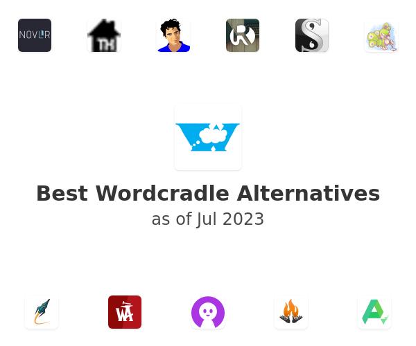 Best Wordcradle Alternatives