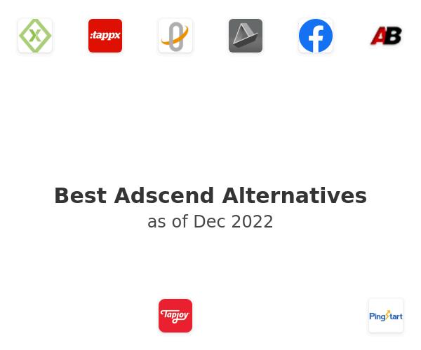 Best Adscend Alternatives