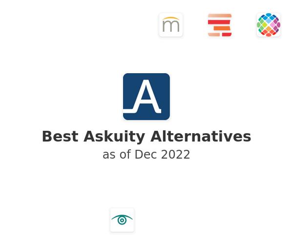 Best Askuity Alternatives