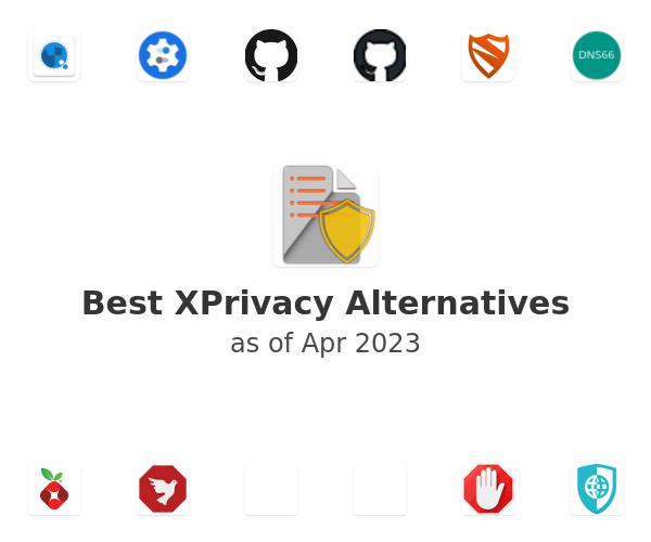 Best XPrivacy Alternatives