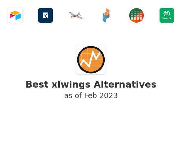 Best xlwings Alternatives