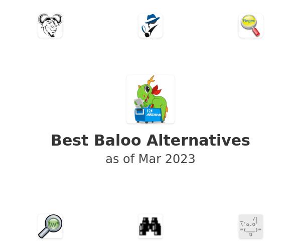 Best Baloo Alternatives