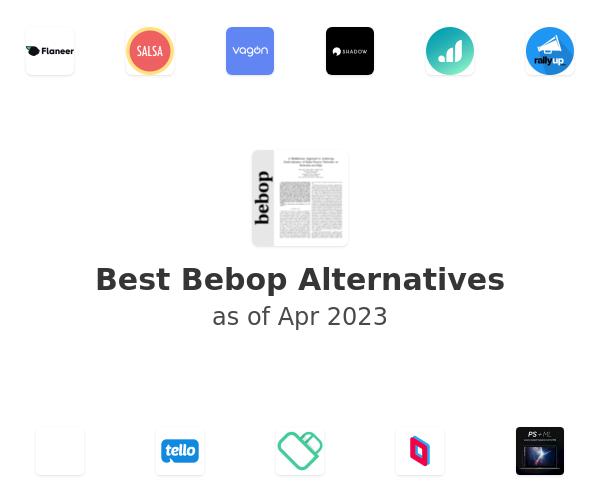 Best Bebop Alternatives