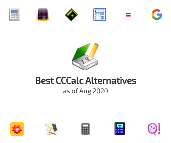 Best CCCalc Alternatives