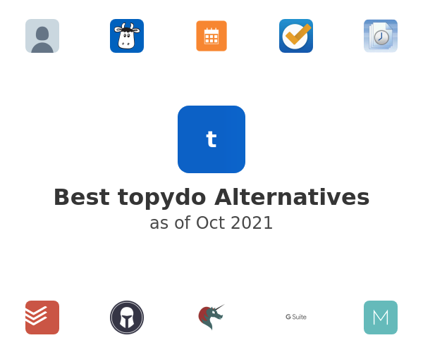 Best topydo Alternatives