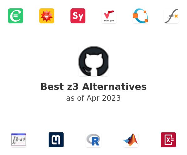 Best z3 Alternatives