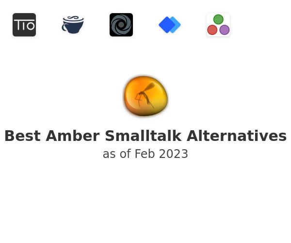 Best Amber Smalltalk Alternatives