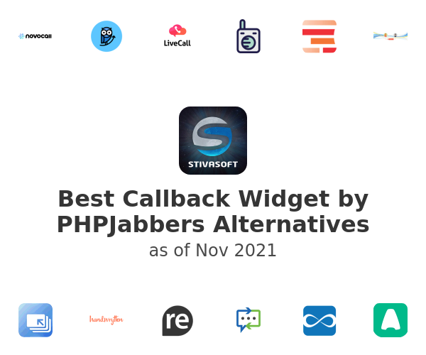 Best Callback Widget by PHPJabbers Alternatives