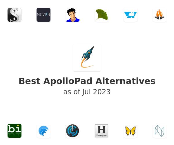 Best ApolloPad Alternatives