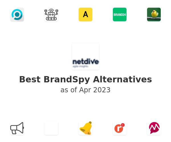 Best BrandSpy Alternatives