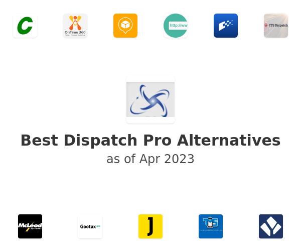 Best Dispatch Pro Alternatives