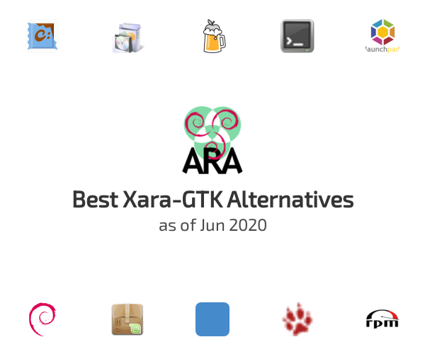 Best Xara-GTK Alternatives