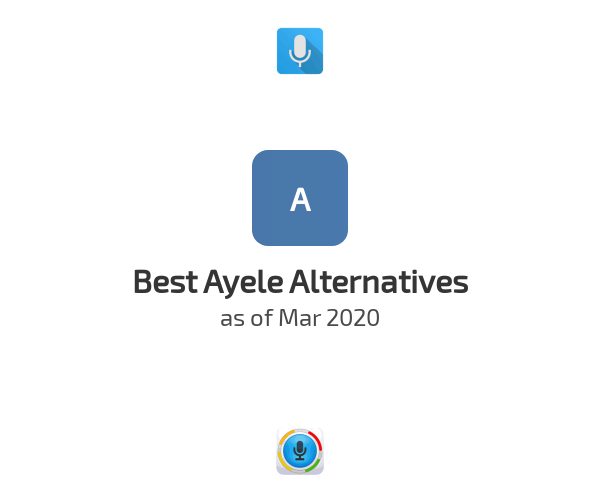 Best Ayele Alternatives