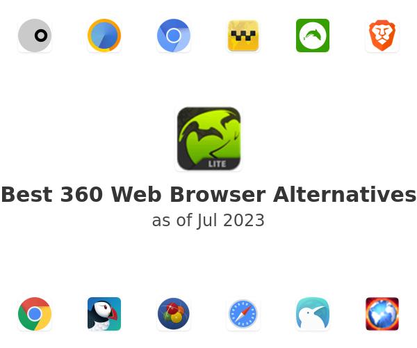 Best 360 Web Browser Alternatives