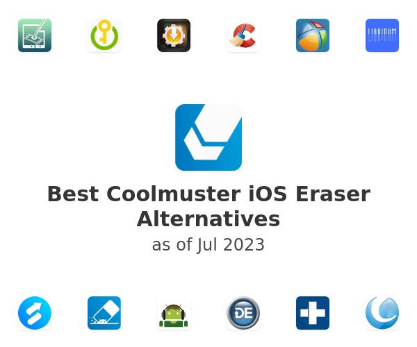 Best Coolmuster iOS Eraser Alternatives