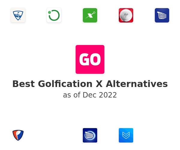 Best Golfication X Alternatives
