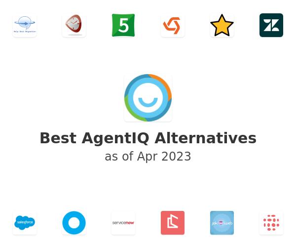 Best AgentIQ Alternatives