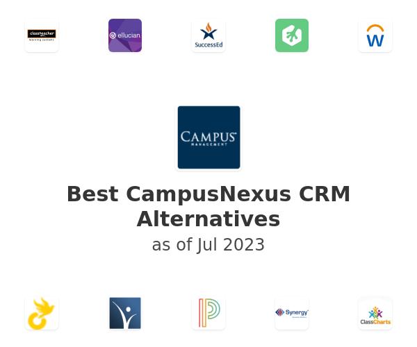 Best CampusNexus CRM Alternatives