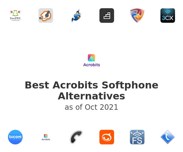 Best Acrobits Softphone Alternatives