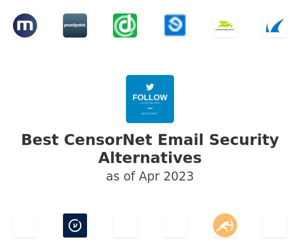 Best CensorNet Email Security Alternatives