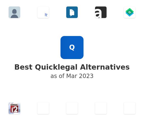 Best Quicklegal Alternatives