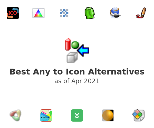 Best Any to Icon Alternatives