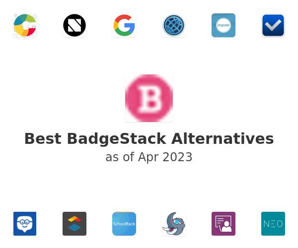 Best BadgeStack Alternatives