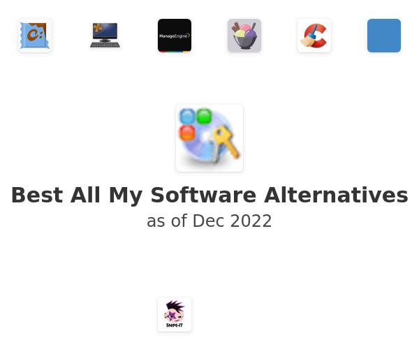Best All My Software Alternatives