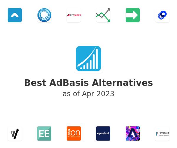 Best AdBasis Alternatives