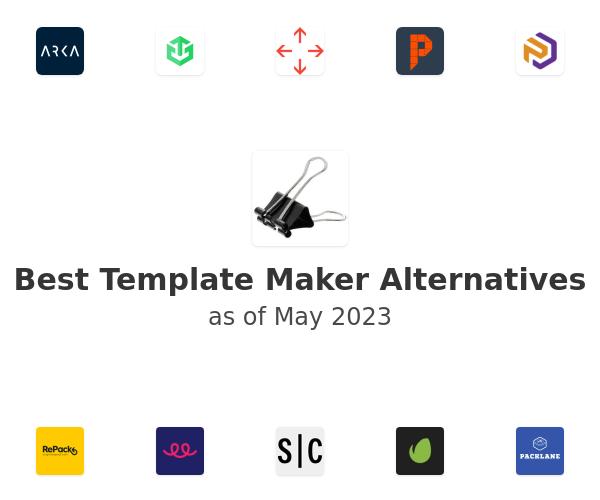 Best Template Maker Alternatives