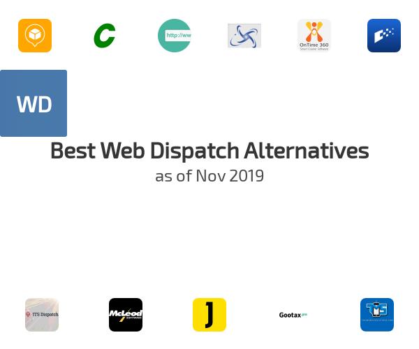 Best Web Dispatch Alternatives