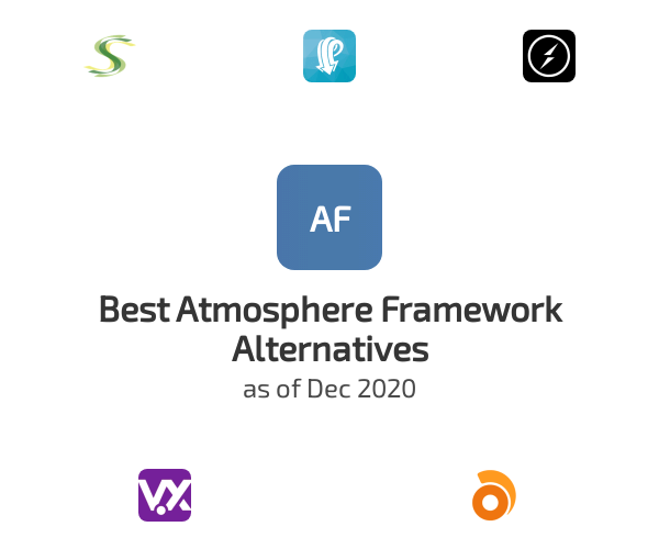 Best Atmosphere Framework Alternatives
