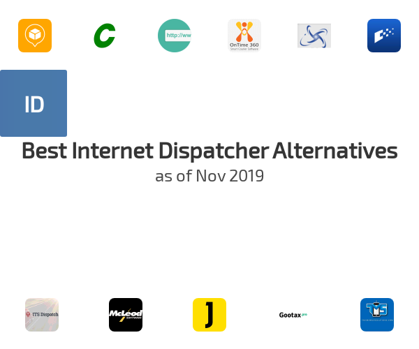 Best Internet Dispatcher Alternatives