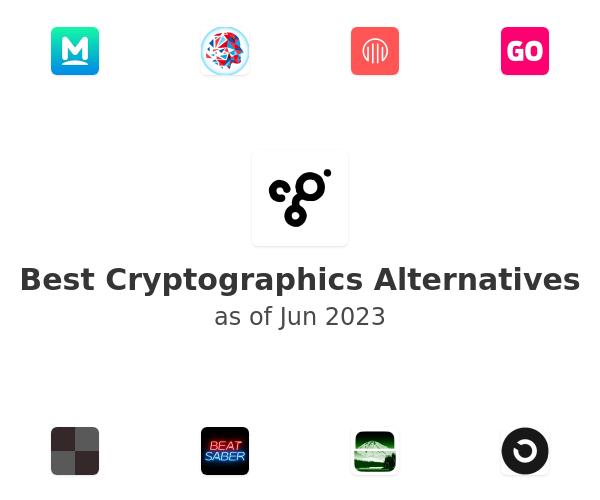 Best Cryptographics Alternatives
