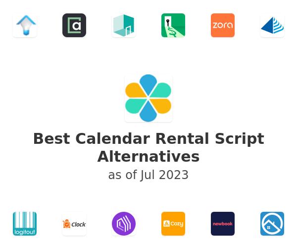 Best Calendar Rental Script Alternatives