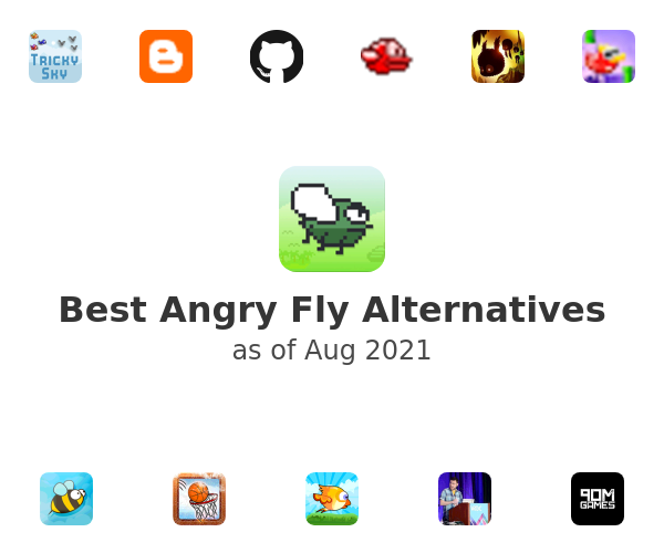 Best Angry Fly Alternatives