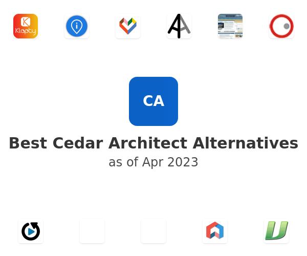 Best Cedar Architect Alternatives
