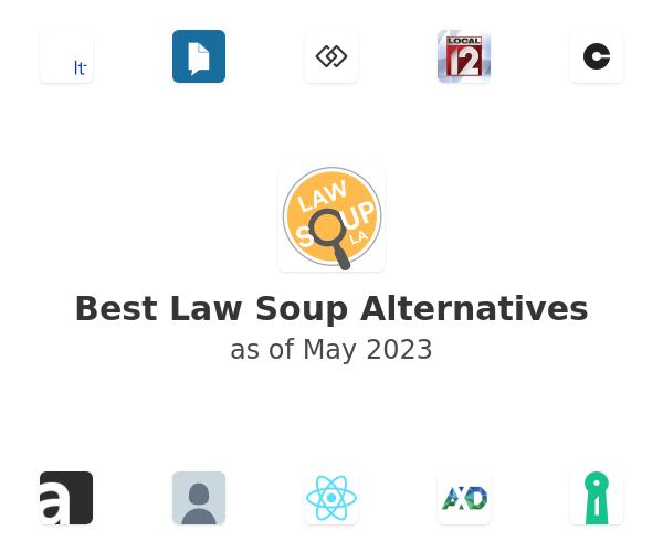 Best Law Soup Alternatives