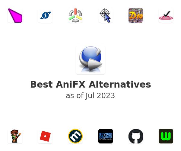 Best AniFX Alternatives