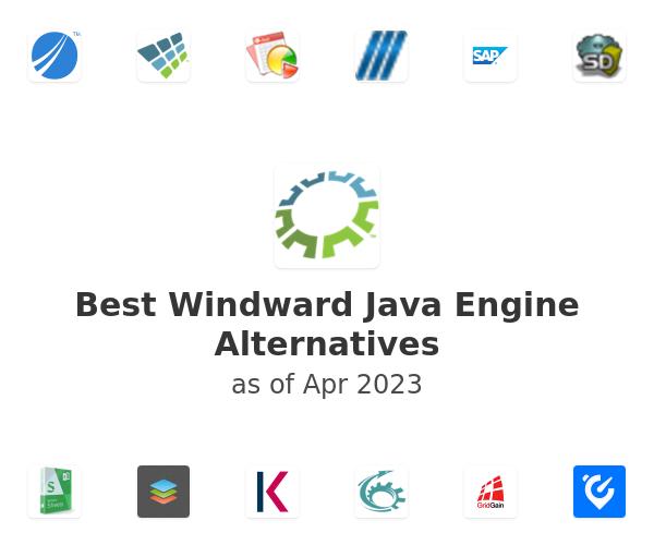 Best Windward Java Engine Alternatives
