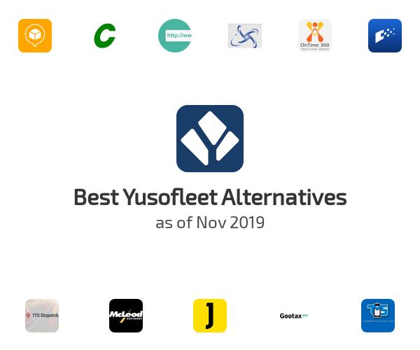 Best Yusofleet Alternatives